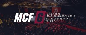MCF 6 ''Ertons Fight Night'': Puławy, 26/09/2020