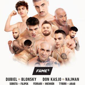 FAME MMA 8: Łódź, 21/11/2020