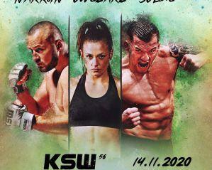 KSW 56: Studio, 14/11/2020