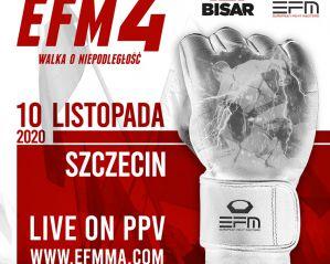 EFM 4: Szczecin, 10/11/2020
