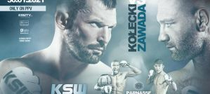 KSW 58 Kołecki vs Zawada: Łódź, 30/01/2021
