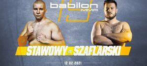 Babilon MMA 19: Explosion Club, 12/02/2021
