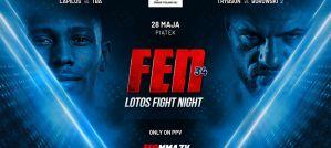 FEN 34 TOTALbet Fight Night: Warszawa, 28/05/2021