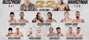 Babilon MMA 22: Warszawa, 22/05/2021