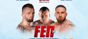 FEN 35 LOTOS Fight Night: Ostróda, 26/06/2021