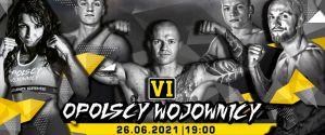 OPOLSCY WOJOWNICY: Opole, 26/06/2021
