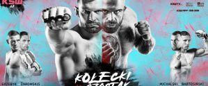 KSW 62 Kołecki vs Szostak: Warszawa, 17/07/2021
