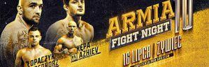 Armia Fight Night 10: Żywiec, 16/07/2021