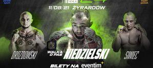 Babilon MMA 24: Żyrardów, 11/09/2021