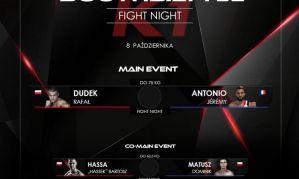 Gala SouthBattle Fight Night 8 października w Dworku Konckim! Rafał Dudek w walce wieczoru!