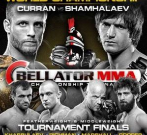 Bellator 95: Atlantic City, 04/04/13