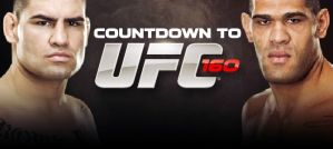 Countdown to UFC 160: Velasquez vs Silva 2! Video!!