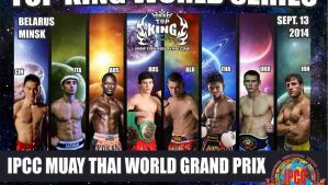 Top King World Series: Muay Thai World Grand Prix! Dwa turnieje eliminacyjne!