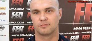 Robert Maruszak przed walką na FEN 4! Wywiad!