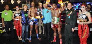 Buakaw Banchamek zdobywa pas WBC Muay Thai! Video