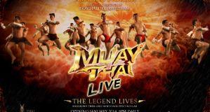 Wspaniała Królewska grupa pokazowa z Tajlandii na ME Muay Thai 2014 w Krakowie!