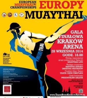 Gala Finałowa ME Muaythai 2014 na żywo w Polsat Sport!
