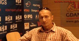 Bogdan Bliźniak o przygotowaniach Kamili Bałandy do walki na KOK WGP 2014 in Gdansk! Wywiad!
