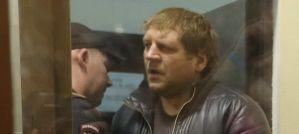 Alexander Emelianenko w więzieniu rozpoczyna przygotowania do walki!