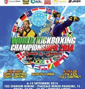 Podsumowanie Mistrzostw Świata Kadetów i Juniorów w Kickboxingu!