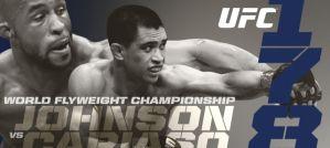 UFC 178: pełna wersja gali! Video!