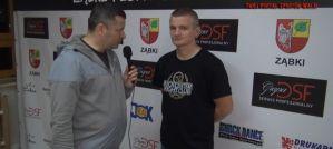 Piotr Siegoczyński - wywiad po gali Ząbki Fight Night 2014