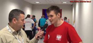 Mateusz Kopiec - wywiad po finale na Mistrzostwach Europy Muaythai 2014!