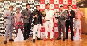 K-1 World GP in Japan 2014 - turniej w wadze do 65 kg!