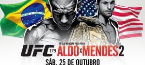 UFC 179 - video! Pełna wersja gali!