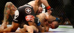UFC Fight Night 57: Frankie Edgar demoluje Cuba Swansona! Wyniki