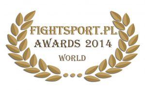 Fightsport Awards 2014 - Świat