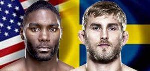 UFC on FOX 14: Szwecja vs. reszta świata 0-3! Porażka Alexandra Gustafssona!