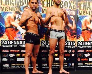 Thai Boxe Mania 2015: Giorgio Petrosyan zwycięski w powrocie! Video!