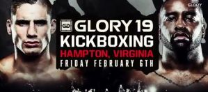 Glory 19 Verhoeven vs Zimmerman: trailer gali! Video!