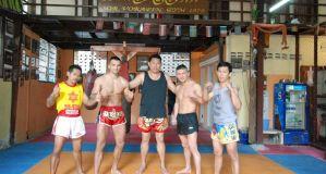 Tomek Makowski znów trenuje w Tajlandii!