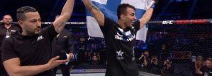 """Makwan Amirkhani po UFC on FOX 14: """"Kupię mamie łóżko, które będzie latać!"""""""