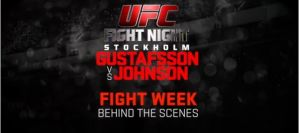 UFC on FOX 14 Stockholm: zza kulis! Video!