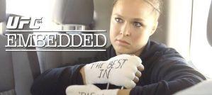 UFC 184 Embedded: Episode 4! Videoblog!
