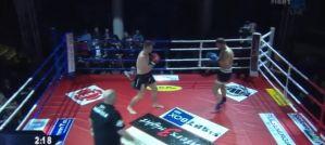 Fighters Night 3: walka Mateusz Hiki vs Robert Cepak! Wideo!