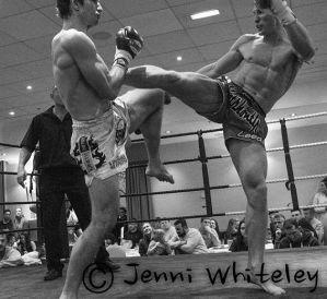 Filip Kulawiński nokautuje na gali Kiatphontip Championship Thai Boxing!