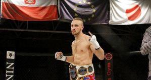 Dominik Zadora mistrzem Europy K-1 organizacji ISKA!