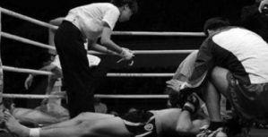 Śmierć zawodnika MMA w oktagonie! Video