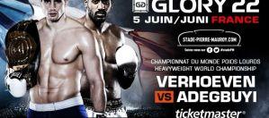 Rico Verhoeven vs. Benjamin Adegbuyi na GLORY 22 - zapowiedź video!