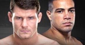 Michael Bisping vs Thales Leites walką wieczoru UFC Fight Night w Glasgow!