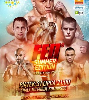 "FEN 8 ""Summer Edition"": Kołobrzeg, 31/07/2015"