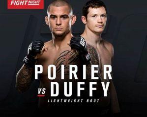 Joseph Duffy vs. Dustin Poirier walką wieczoru gali UFC Fight Night 77 w Dublinie!