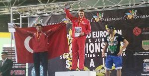 Aleksander Stawirej Mistrzem Europy w Kickboxingu!