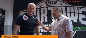 Roman Sternik o klubie ''Sportowe Zagłębie'' i przygotowaniach do gali ''Fight of Heroes 2''