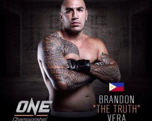 Brandon Vera zawalczy o pas ONE Championship w wadze ciężkiej!