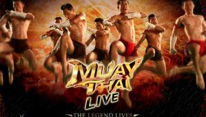Odkryj Legendę Tajlandii: Muay Thai Live w Warszawie